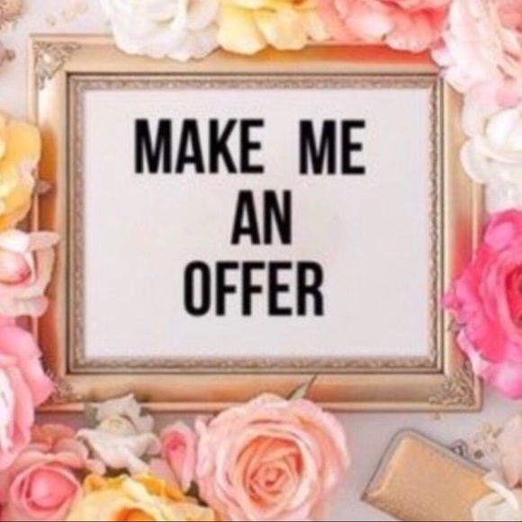Other - Make me an offer! Cleaning out closet!